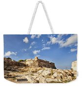 Rethymno Fortification Weekender Tote Bag
