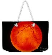 Retina Weekender Tote Bag