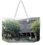 Retired Barn Weekender Tote Bag