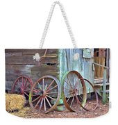 Retired Friends Weekender Tote Bag