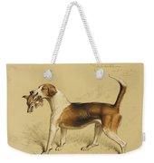 Retribution Weekender Tote Bag by Basil J Nightingale