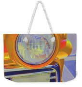 Retro Auto Two Weekender Tote Bag