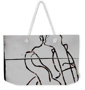 Retro  Weekender Tote Bag