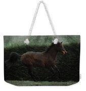 Retro Horse Weekender Tote Bag