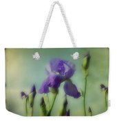 Retro Iris Metting Weekender Tote Bag