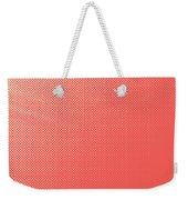 Retro Pattern Weekender Tote Bag