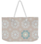 Retro Wallpaper Weekender Tote Bag