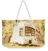 Retrod The Comic Caravan Weekender Tote Bag
