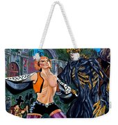 Return Of The Living Dead Weekender Tote Bag