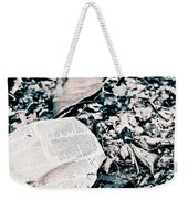 Return To Nature Weekender Tote Bag