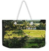 Returning Home .. As A Canvas Weekender Tote Bag