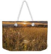 Retzer Autumn Sunset Weekender Tote Bag
