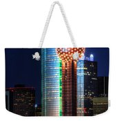 Reunion Tower Weekender Tote Bag