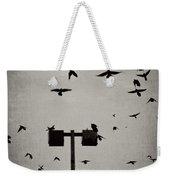 Revenge Of The Birds Weekender Tote Bag