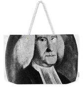 Reverend William Smith Weekender Tote Bag