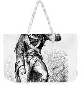 Revolutionary Soldier Weekender Tote Bag