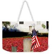 Revolutionary War Hero Weekender Tote Bag