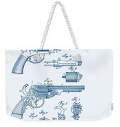 Revolver Patent E.t Starr Weekender Tote Bag