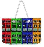Rgby - Downtown Apartments Weekender Tote Bag
