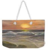 Rhapsody Of Waves Weekender Tote Bag