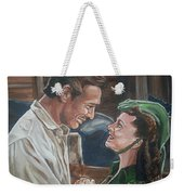 Rhett And Scarlett Weekender Tote Bag