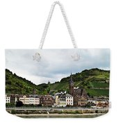 Rhine River View Weekender Tote Bag
