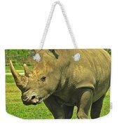 Rhino Look Weekender Tote Bag
