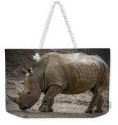Rhinoceros Weekender Tote Bag