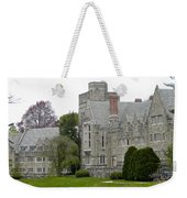 Rhoads Hall Bryn Mawr College Weekender Tote Bag