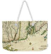 Rhode Island 1780 Weekender Tote Bag