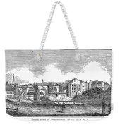Rhode Island, Usa, 1839 Weekender Tote Bag