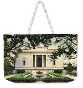 Rhodin Garden View Weekender Tote Bag