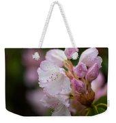 Rhododendron Enborne Weekender Tote Bag