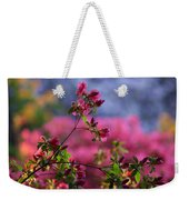 Rhododendron Pink Dream Weekender Tote Bag