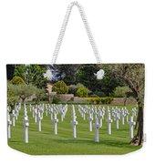 Rhone American Cemetery Weekender Tote Bag