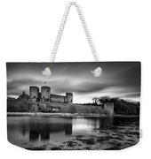 Rhuddlan Castle Weekender Tote Bag