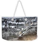 Rhymney Valley Winter 2 Weekender Tote Bag