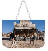 Rhyolite Mercantile Weekender Tote Bag