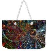 Rhythmic Patterns Weekender Tote Bag