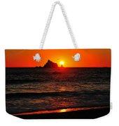 Rialto Beach Sunset Weekender Tote Bag