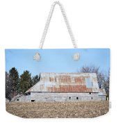 Ribbon Roof Barn Weekender Tote Bag