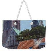 Ribe Catedral  Weekender Tote Bag