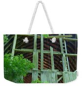 Ribs Of A Decaying Barn Weekender Tote Bag