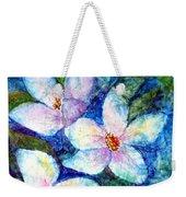 Ricepaper Blooms Weekender Tote Bag