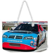 Richard Petty Driving School Nascar  Weekender Tote Bag