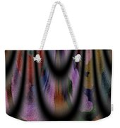 Richeness Of Curtains Weekender Tote Bag