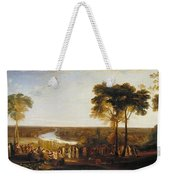 Richmond Hill On The Prince Regent's Birthday Weekender Tote Bag