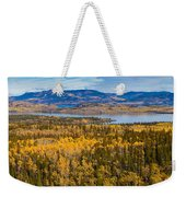 Richthofen Island Yukon Territory Canada Weekender Tote Bag