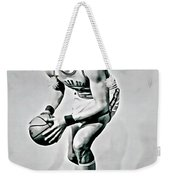 Rick Barry Weekender Tote Bag
