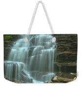 Ricketts Glen Cascading Falls Weekender Tote Bag
